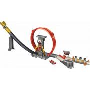 Mattel Cars XRS Playset Pista Rocket Racers Super Loop