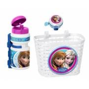 Disney accessoiresset Frozen wit/roze/blauw 3 delig