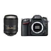 Nikon D7100 + 18-300mm AF-S ED VR DX - MANUALE IN ITALIANO - 4 ANNI DI GARANZIA
