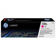 0 HP CE323A M Magenta Lasertoner, Original