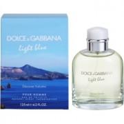 Dolce & Gabbana Light Blue Discover Vulcano Pour Homme eau de toilette para hombre 125 ml