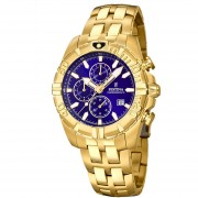 Reloj F20356/3 Dorado Festina Hombre Chrono Sport Festina