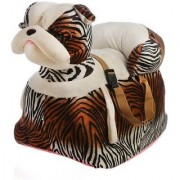 Dhaman Toys Rocker And Sitter For Kids Bull Dog Shaped