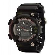 Crude Smart Mini Digital Watch-rg496 with Adjustable PU Strap - For Kid's