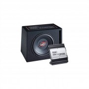 Kit Amplificador + Subwoofer Mac Audio Xtreme 2000