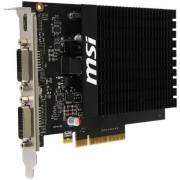 Placa Video MSI GeForce GT 710 H2D, 2GB, DDR3, 64 bit