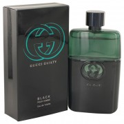 Gucci Guilty Black Eau De Toilette Spray 3 oz / 88.7 mL Fragrance 499598
