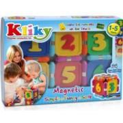 Kliky - Set Magnetic Sa Invatam Numerele.Include 24 piese.