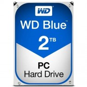 Western Digital Disco Duro Interno Western Digital WD Blue 3.5'' 2TB, WD20EZRZ