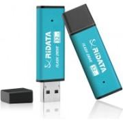Ridata Zen 32 GB Pen Drive(Blue)