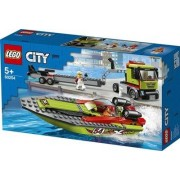 LEGO City racerbåtstransport