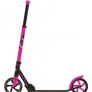 Самокат городской NOVATRACK POLIS, колеса 160мм, розовый