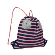 Lässig 4Kids Mini String Bag Little Monsters - Mad Mabel