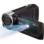 HDR PJ410 HD Handycam with Built-In Projector