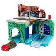 Teenage Mutant Ninja Turtles T-Machines Turtle's Garage and Lair Playset