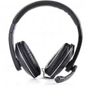 Nedis CHST200BK mikrofonos fejhallgató - fekete