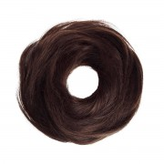 Rapunzel® Extensions Naturali Volume Hair Scrunchie Original 40 g 2.3 Chocolate Brown 0 cm