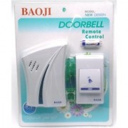 Cordless Wireless Calling Remote Door Bell For Home Shop Office (Multi-Design Multi-Colour)