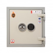 Seif certificat EN 1143-1 Grad I, Planet Safe, F30CL I50E ,antiefractie, inchidere electronica , 460 x 440 x 440 mm