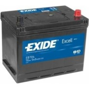 Baterie auto Exide Excell 70AH EB704