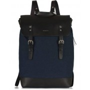 Sandqvist Hege Canvas Backpack Blue