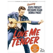 Elvis Presley,Debra Paget - Love me tender (DVD)
