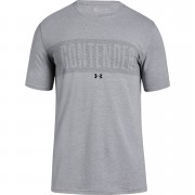 Under Armour MFO Training Verbiage 4 T-Shirt - Grey - S - Grey