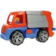 Camion gunoi Lena 04416 Truxx din plastic cu figurina 30cm