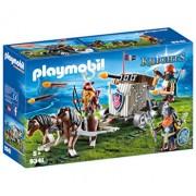 Playmobil Knights, Balista cavalerilor pitici