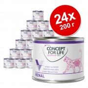 Икономична опаковка Concept for Life Veterinary Diet 24 x 200 г /185 г - Hypoallergenic с конско 24 x 200 г