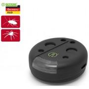 Elemes pók és csótányriasztó LED lámpával 55653