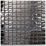 Maxwhite D2017 Mozaika skleněná pokovená 30x30cm sklo