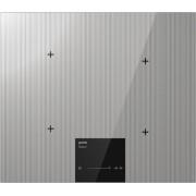Хром / Черен Алуминиев кант SliderTouch сензорно управление Таймер за програмиране Размери (ШхВхД): 59.5 × 6.2 × 52 см Тегло бруто: 12 кг