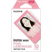 Fujifilm Instax Mini Pink Lemonade Papel Fotográfico para Cámaras Instax Mini