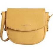 Lino Perros Women Yellow Sling Bag