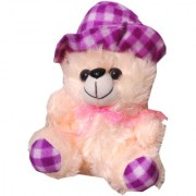 Soft toy fir cap teddy 16 cm for kids SE-St-45