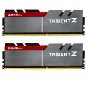 Kit Memoria RAM G.Skill DDR4 TridentZ Grey, 3200MHz, 16GB (2 x 8GB), Non-ECC