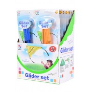 Planet of Toys Hand Parag Lider Launder Glider (Set of 12)