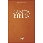 Santa Biblia Reina Valera Revisada Rvr, Letra Extra Grande, Tamańo Manual, Letra Roja, Rústica, Paperback/Reina Valera Revisada