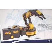Kit Robotique - Bras Robot Motorise + Telecommande - 38 Cm - 600 G-Velleman