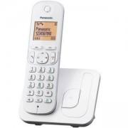 Безжичен DECT телефон Panasonic KX-TGC210 FXW, Бял, 1015127_1