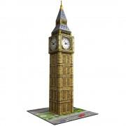Ravensburger puzzle 3d puzzle big ben con orologio reale