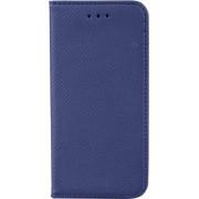 Huawei Y7 2019 Pu Flip Cover Azul
