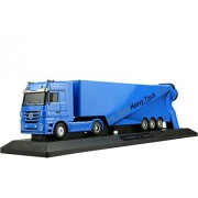 Amewi 21051 Rc Lkw Mercedes-Benz Actros 1:32, Remote Controlled (Assorted Colours)