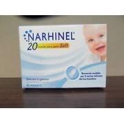 Glaxosmithkline C.Health.Spa Narhinel Linea Pulizia Salute Del Naso 20 Ricambi Soft Per Aspiratore Nasale
