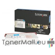 Тонер касета LEXMARK 20K1400 (Cyan)