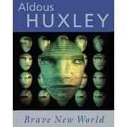 Brave New World Aldous Huxley - Large Print Edition, Paperback/Aldous Huxley