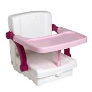 Rotho Babydesign ROTHO Kidskit Asiento de aprendizaje para WC 3 en 1 rosa, blanco, verde