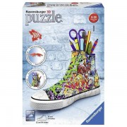 Ravensburger Graffiti Sneakers 108 Pieces 3D Jigsaw Puzzle