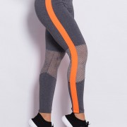 Calça Legging Tela Gray